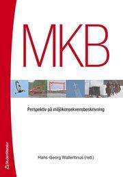 MKB : perspektiv på miljökonsekvensbeskrivning