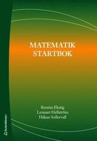 Matematik startbok (h�ftad)