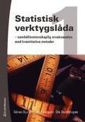 Statistisk verktygsl�da 1 : samh�llsvetenskaplig orsaksanalys med kvantitativa metoder
