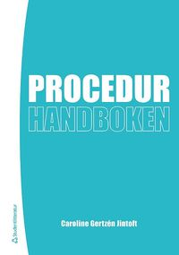 Procedurhandboken (h�ftad)