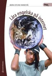 L�ra engelska p� internet (inbunden)