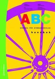 ABC Handboken – Svenska för gymnasieskolan