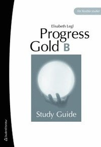 Progress Gold B - Study Guide (h�ftad)