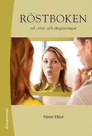 Röstboken : tal- röst och sångövningar