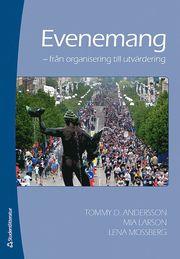 Evenemang : från organisering till utvärdering