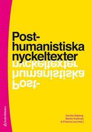 Posthumanistiska nyckeltexter