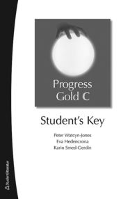 Progress Gold C : Student's Key (h�ftad)