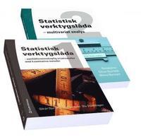 Statistisk verktygsl�da 1 & 2 - Paket (h�ftad)
