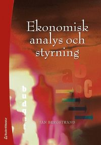 Ekonomisk analys och styrning (h�ftad)