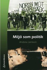 Milj� som politik (e-bok)