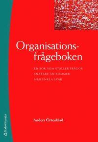 Organisationsfr�geboken (h�ftad)