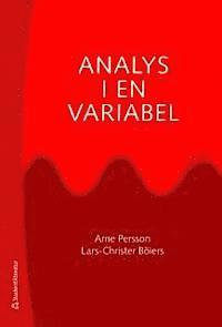 Analys i en variabel (inbunden)