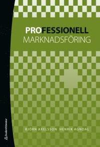 Professionell marknadsf�ring
