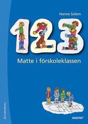 1 2 3 Matte i förskoleklassen