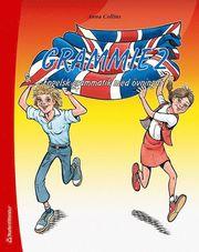 Grammie 2 : engelsk grammatik med övningar