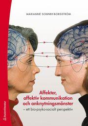 Affekter affektiv kommunikation och anknytningsmönster : ett bio-psyko-socialt perspektiv