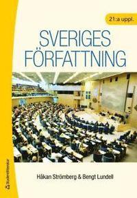Sveriges f�rfattning (h�ftad)