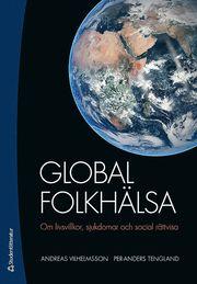 Global folkhälsa : om livsvillkor sjukdomar och social rättvisa