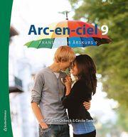 Arc-en-ciel 9 – Elevpaket (Bok + digital produkt) – Franska för åk 6-9