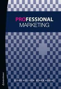 Professional Marketing (h�ftad)