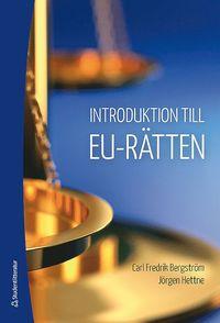 Introduktion till EU-r�tten (h�ftad)