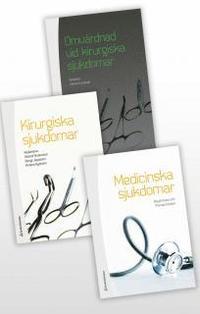 Medicinska och Kirurgiska sjukdomar - paket (inbunden)