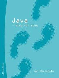 Java :  steg f�r steg (h�ftad)