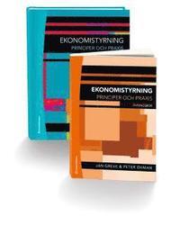 Ekonomistyrning - paket : Faktabok och �vningsbok (inbunden)