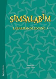 Simsalabim 5 – Lärarhandledning (Bok + digital produkt)