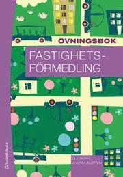 Fastighetsförmedling : Övningsbok