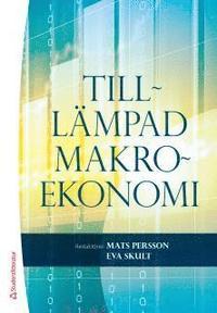 Till�mpad makroekonomi (h�ftad)