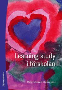 Learning study i f�rskolan (h�ftad)