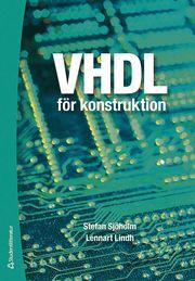 VHDL för konstruktion