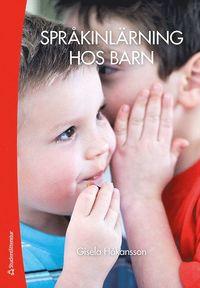 Spr�kinl�rning hos barn (h�ftad)