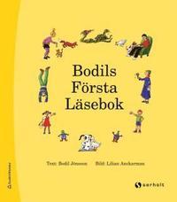 Bodils F�rsta L�sebok (inbunden)