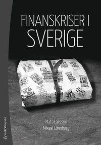 Finanskriser i Sverige (h�ftad)