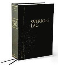 Sveriges lag 2014 : inneh�ller f�rfattningar som tr�tt i kraft per den 1 januari 2014 (inbunden)