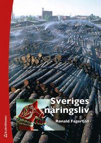 Sveriges n�ringsliv (h�ftad)