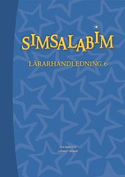 Simsalabim 6 – Lärarhandledning (Bok + digital produkt)