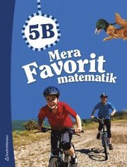 Mera Favorit matematik 5B Elevpaket (Bok + digital produkt)