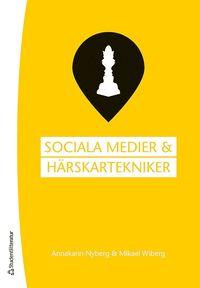 Sociala medier och härskartekniker (häftad)