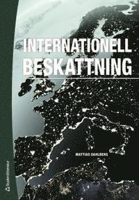 Internationell beskattning (h�ftad)