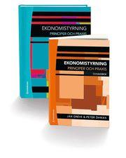 Ekonomistyrning – paket – Faktabok och övningsbok