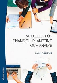 Modeller f�r finansiell planering och analys (h�ftad)