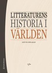 Litteraturens historia i världen