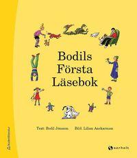 Bodils F�rsta L�sebok (kartonnage)