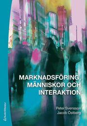 Marknadsföring människor och interaktion