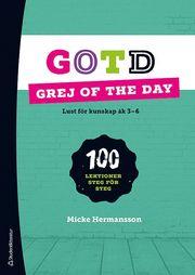 Grej of the Day (Bok + digital produkt) – Lust för kunskap åk 3-6