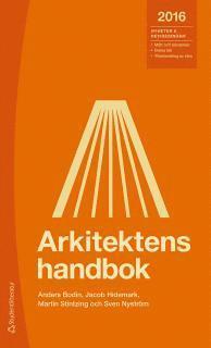 Arkitektens handbok 2016 (h�ftad)