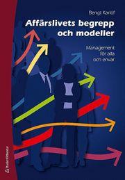 Affärslivets begrepp och modeller